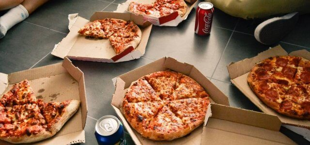 Pizza Giveaway Based on Social Listening
