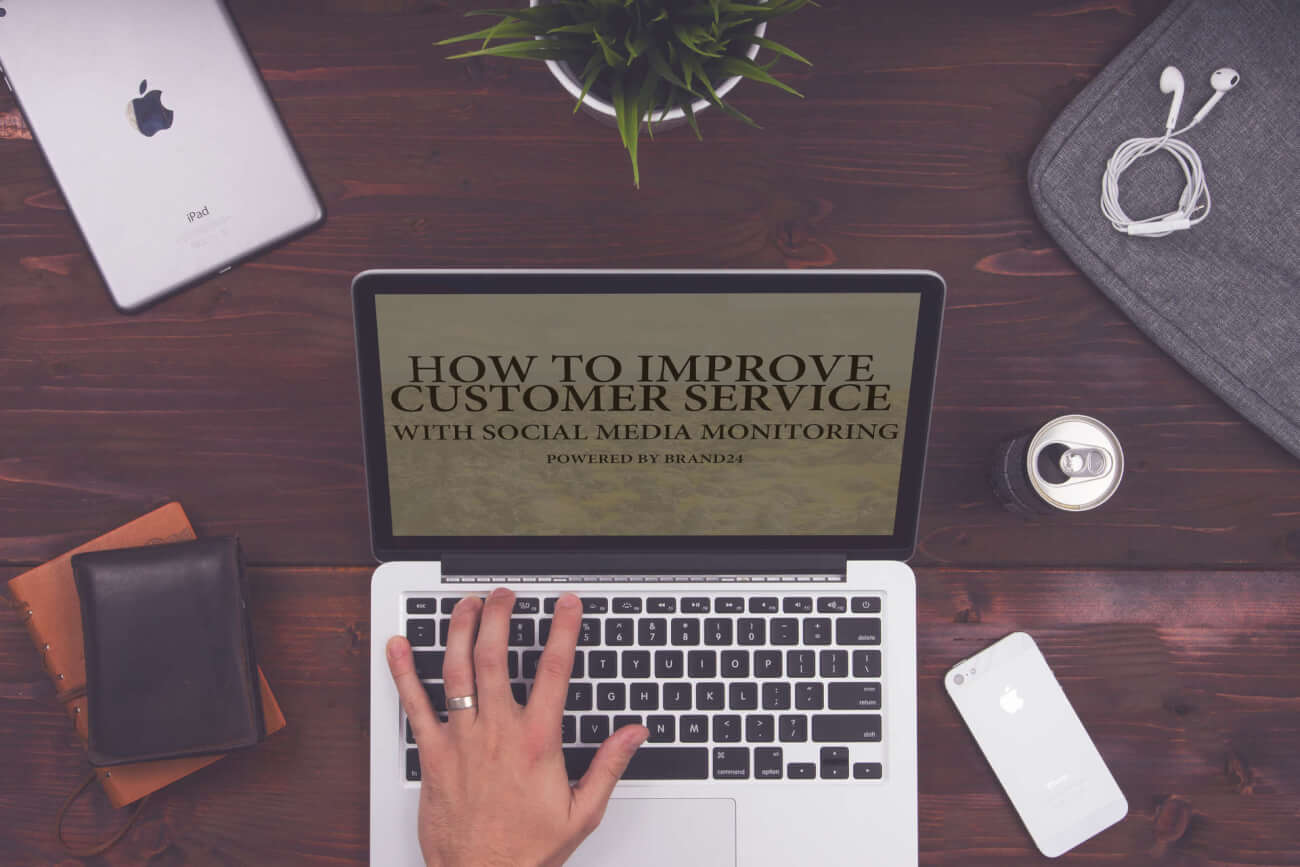 How to Improve Customer Service With Social Media Monitoring