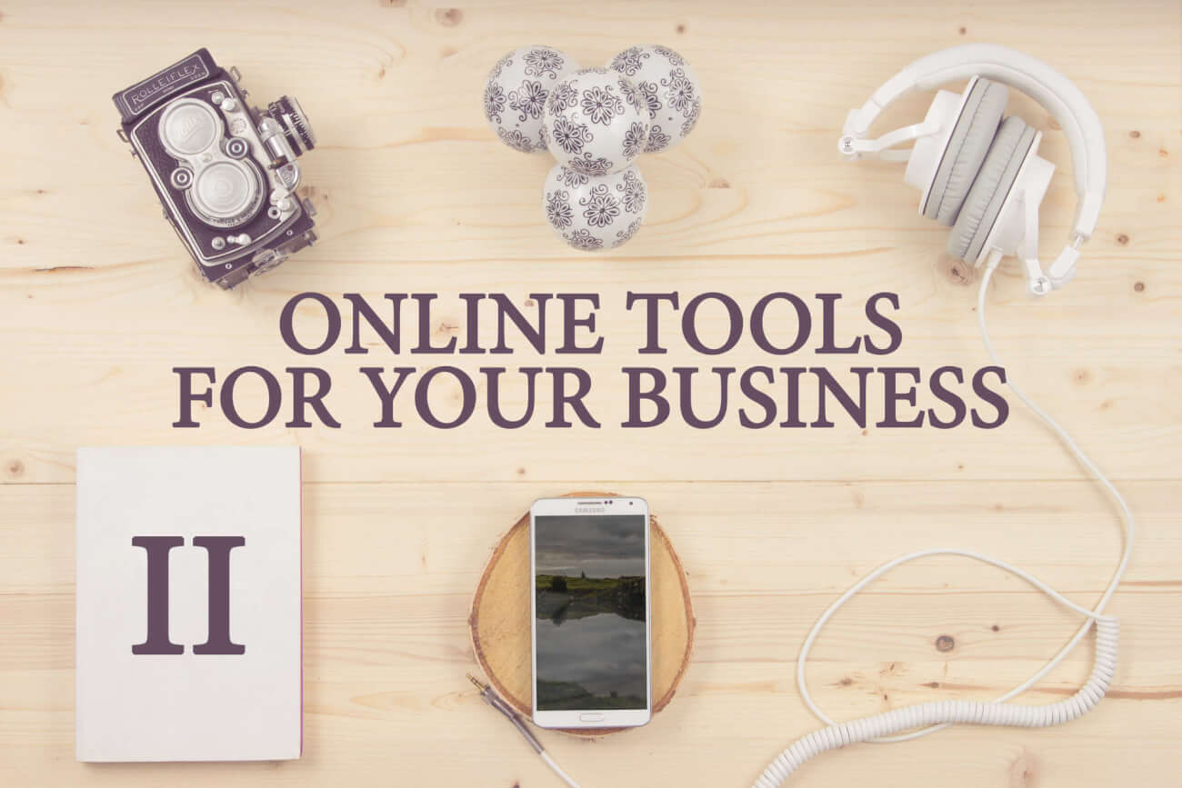 Online business tools for your business2
