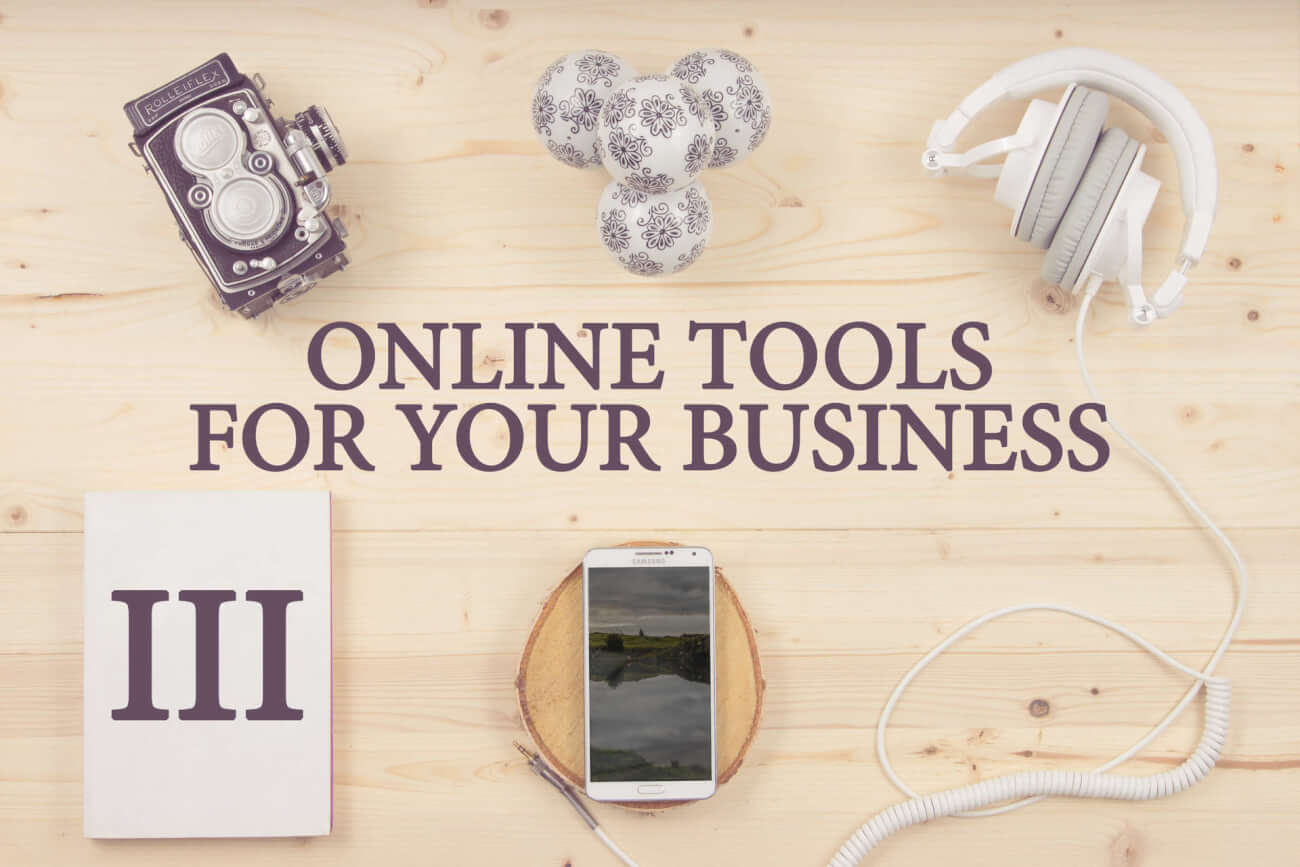 Online business tools for your business3