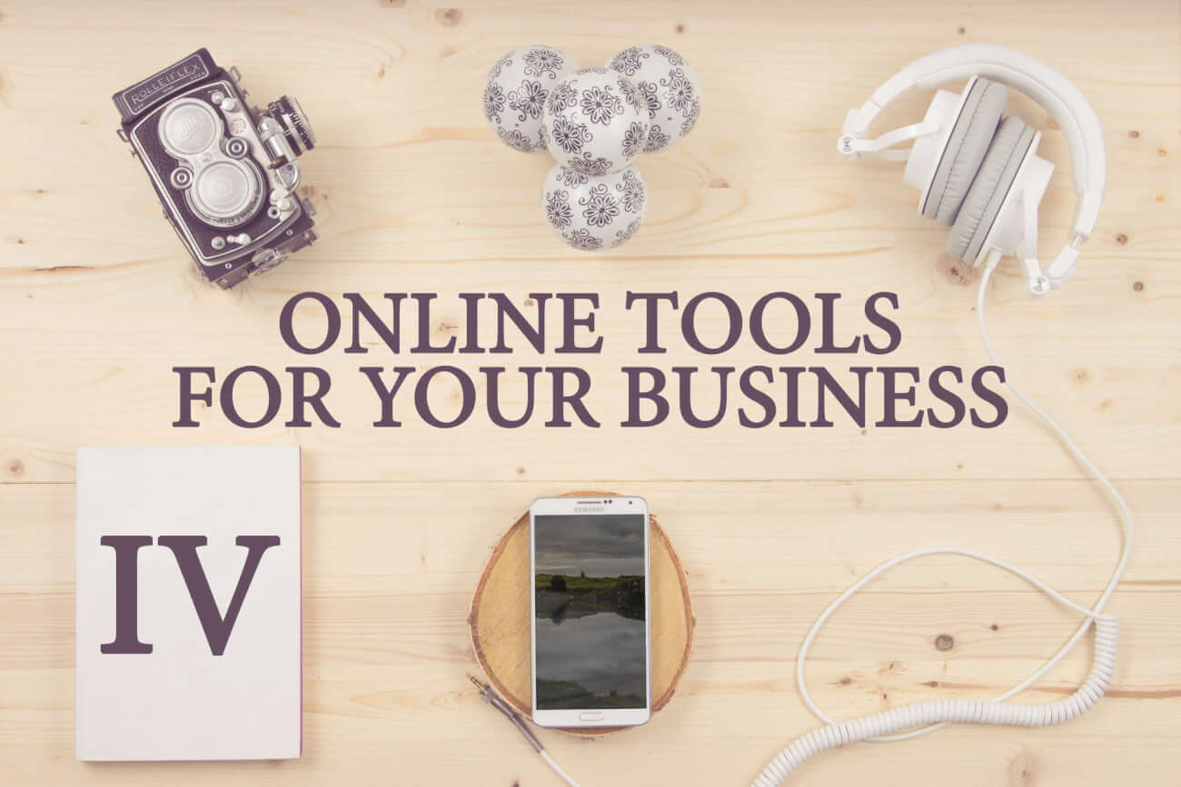 Online business tools for your business44