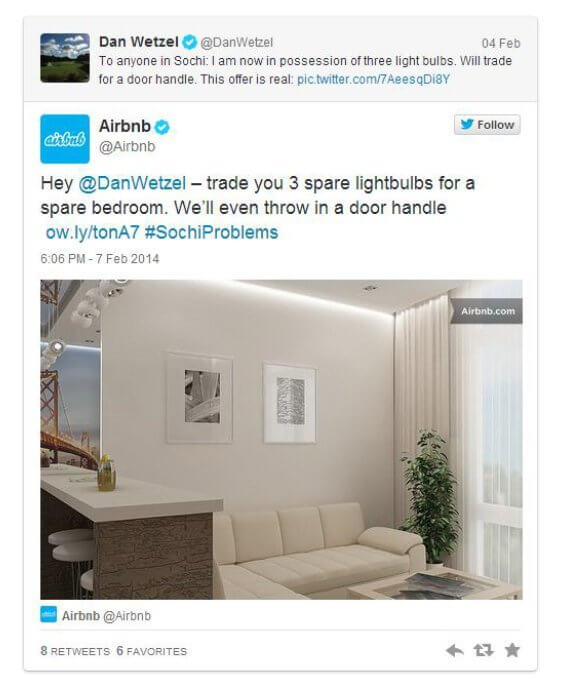 airbnb sales lead generation brand24