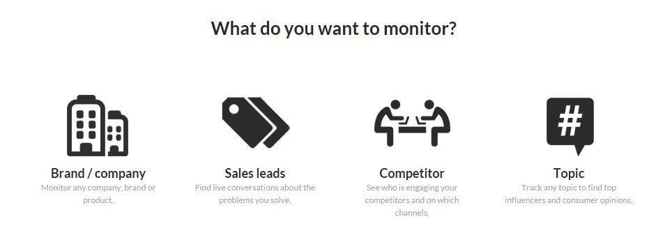 what do you want to monitor brand24