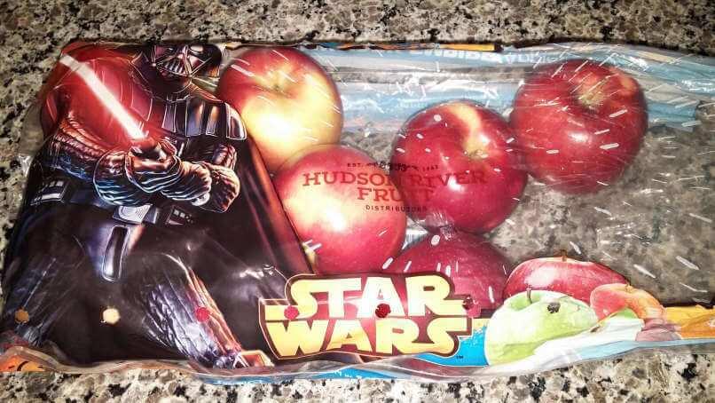 Darth Vader Apples