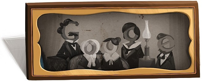 Google Doodle Daguerre