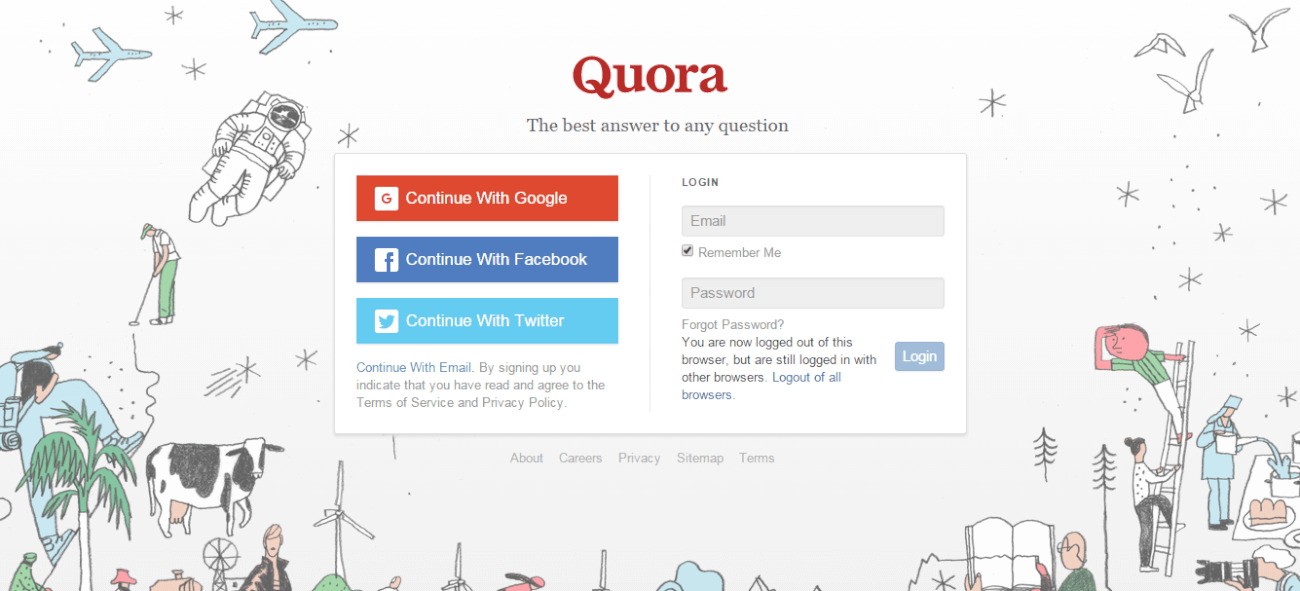 How To Use Quora And Seriously Boost Your Online Visibility Brand24 Blog