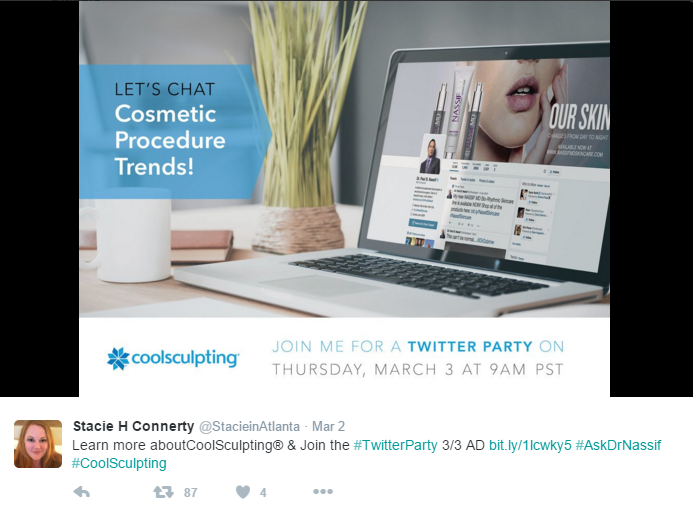 twitter party coolsculpting