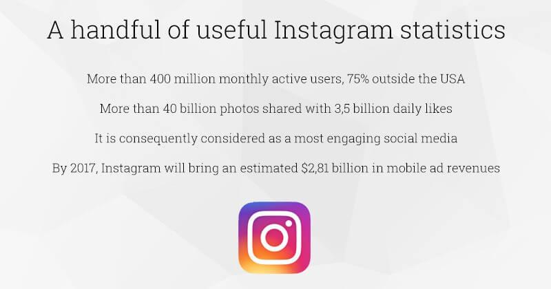 instagram for b2b companies