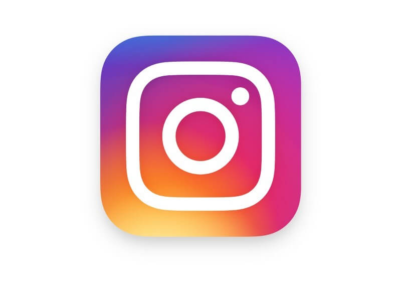 instagram new logo Instagram logo
