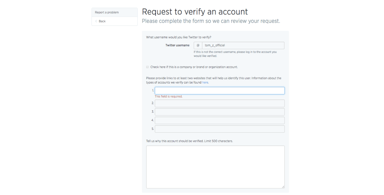 how to get your twitter account noticed