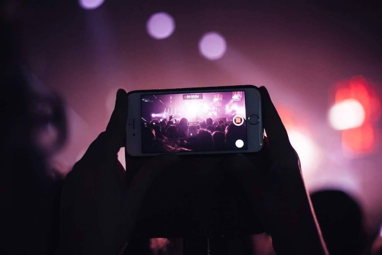 live video social media