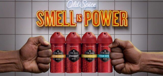 Old Spice Commercials: Two Types of Communication