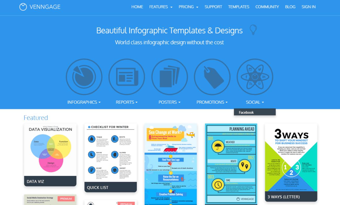 Infographic Templates amp Designs  Venngage