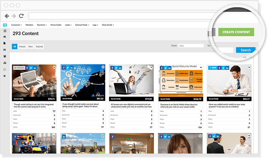 SocialHP - Empower your team, bring your clients