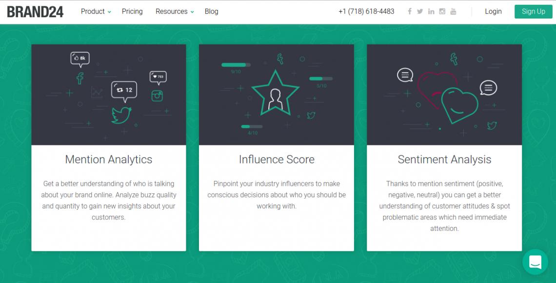 Set up a social monitoring tool.