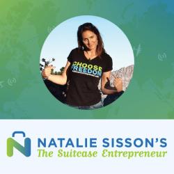The Suitcase Entrepreneur by Natalie Sisson