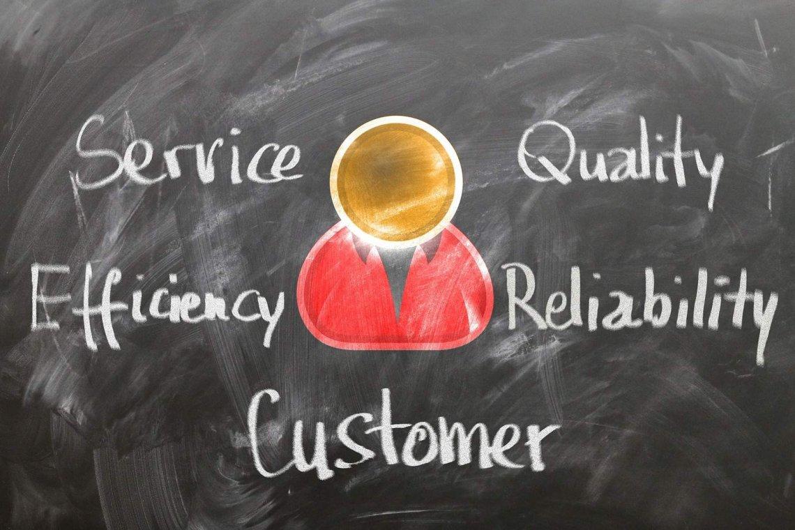 4. Lousy customer service.