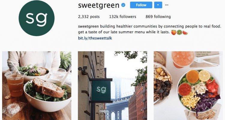 Tip 1. Create proper restaurant social media profiles.