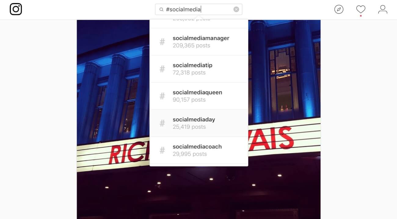 Using Instagram Hashtags, the Right Way