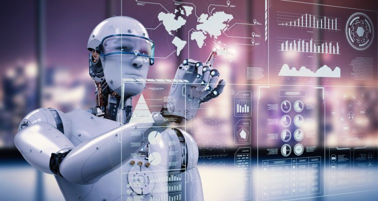 advanced AI robot using innovative sentiment analysis tool