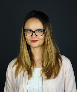 Magdalena Urbaniak, Brand Manager at Brand24, attending Social Media Marketing World 2018