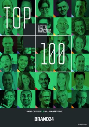 some of the top digital marketers