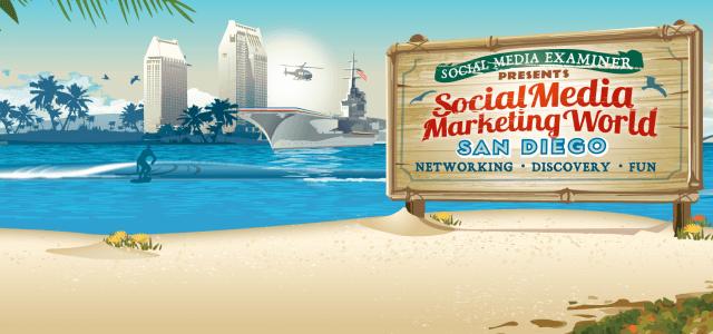 Let's Meet at Social Media Marketing World 2019!