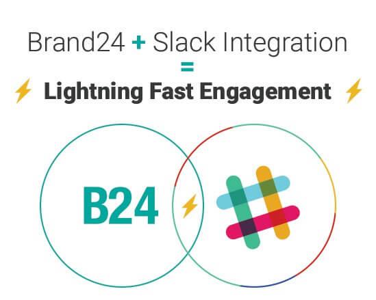 Brand24 Slack integration.