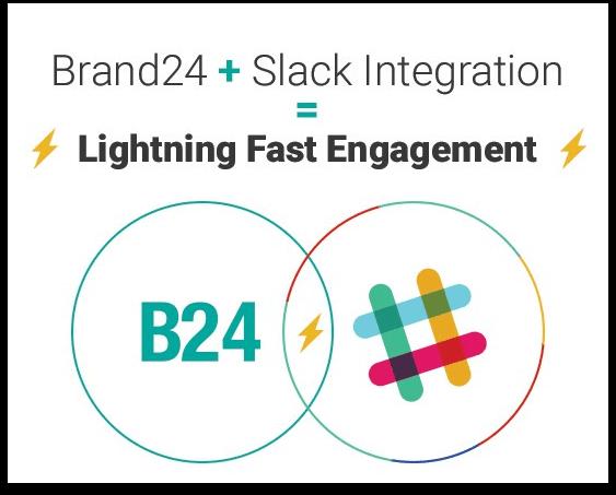 brand24 inforgraphic integration with slack