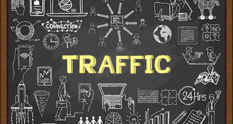 web traffic, website traffic, blog traffic