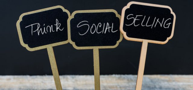 How to do social selling using web and social media monitoring?