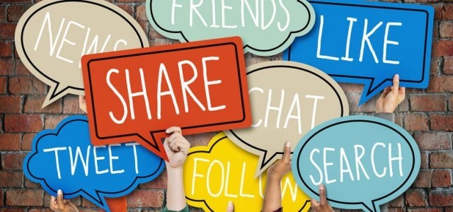 How to track social shares?