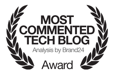 Most commented tech blog