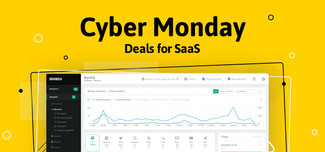 24 Cyber Monday Marketing Tools Deals You Missed on Black Friday