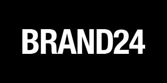 Brand24 Logo White