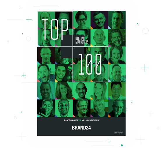 Top 100 Digital Marketers 2018