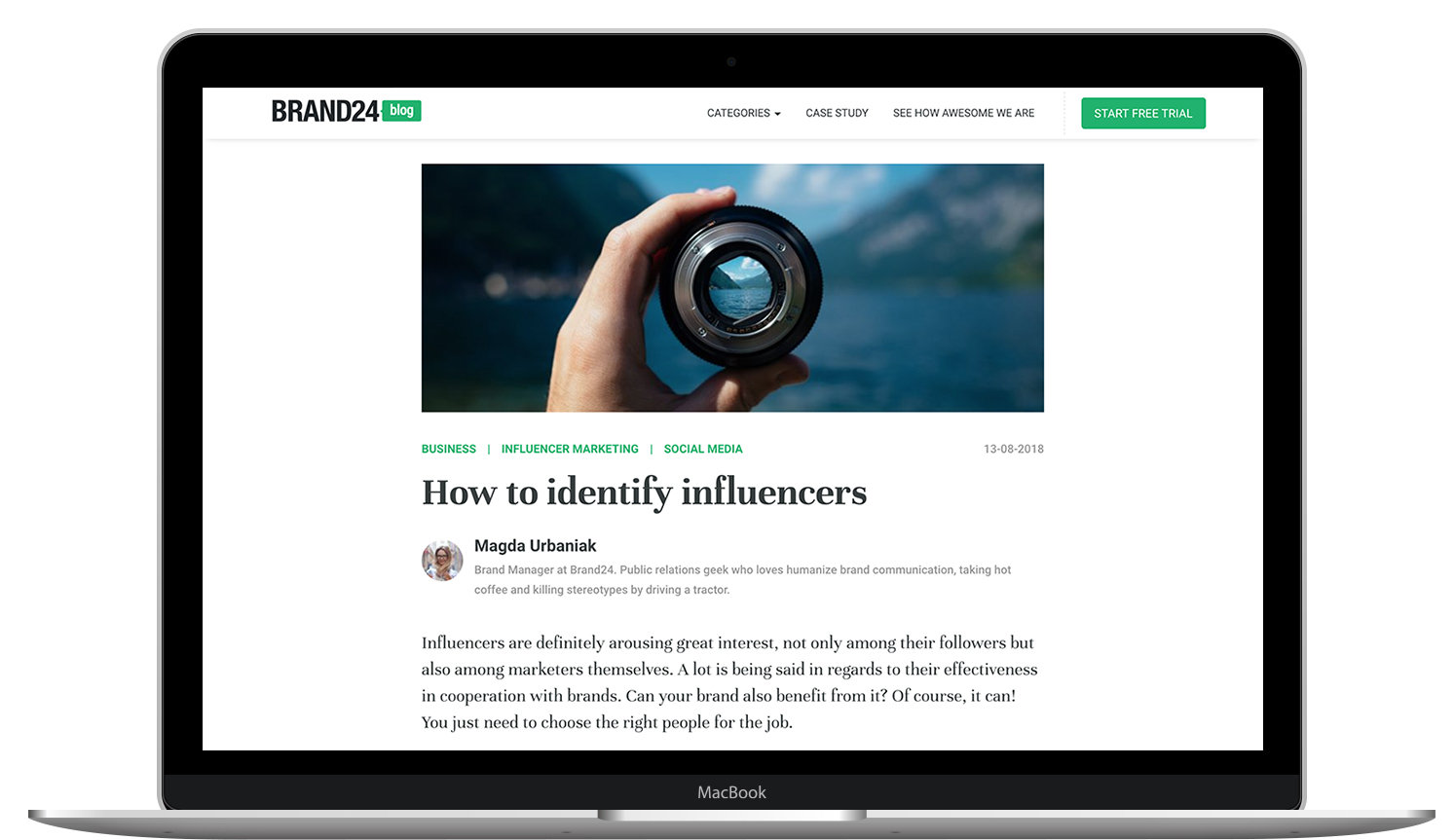 Want more information on finding influencers?
