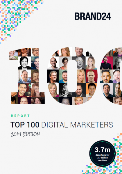 <h2 style='font-size:32px'>Top 100 Digital Marketers 2019</h1>
