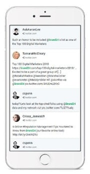 4.  Handle your social media presence with one tool